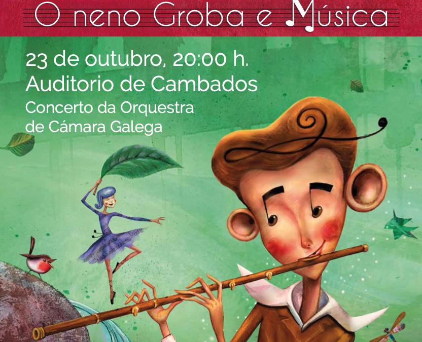 Próximos conciertos OCGa en Galicia